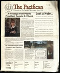The Pacifican  October 15, 2009 edited cover