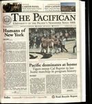 The Pacifican April 10, 2014 by University of the Pacific