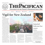 The Pacifican March 28, 2019 by University of the Pacific