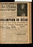 Pacific Weekly, November 2, 1951