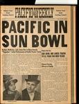 Pacific Weekly, November 30, 1951