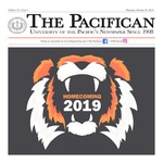 The Pacifican October 10, 2019 by University of the Pacific