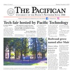 The Pacifican November 14, 2019 by University of the Pacific