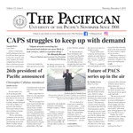 The Pacifican December 5, 2019 by University of the Pacific