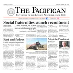 The Pacifican January 30, 2020 by University of the Pacific