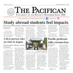 The Pacifican February 13, 2020 by University of the Pacific