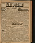 Pacific Weekly, December 9, 1955 by University of the Pacific