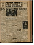 Pacific Weekly, March 16, 1956 by University of the Pacific