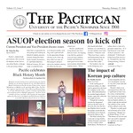 The Pacifican February 27, 2020 by University of the Pacific