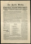 Pacific Weekly, January 16, 1918
