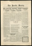 Pacific Weekly, March 13, 1918