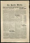 Pacific Weekly, March 27, 1918