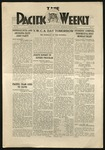Pacific Weekly, March 6, 1919