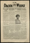 Pacific Weekly, March 13, 1919