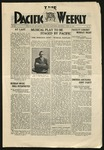 Pacific Weekly, April 24, 1919