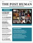 The Post Human: Pacific Humanities Scholars Newsletter - June by Pacific Humanities Scholars