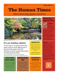 The Human Times - Vol. 2 by Pacific Humanities Scholars