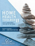 Addressing Social Determinants of Health Outcomes and the Patient Experience: A Toolkit for Home Health Physical Therapist. by Alicia Rabena-Amen