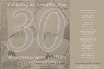 The Reynolds Gallery Turns 30: Homecoming/Alumni Exhibition