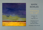 Mark Bowles: Following the Light