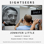 Sightseers: Photographs by Jennifer Little