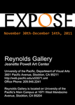 Expose: Juried Student Exhibition