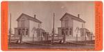 """Stockton: """"E. E. Washburn Residence."""""""