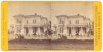 Stockton: (Large residence, people in front.)
