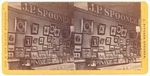 "Stockton: (J. Pitcher Spooner) ""Exhibit at Fair in Oed Pavilion, located in Washington Square."""