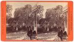 """Farmington: """"At S. Dunham's, Farmington, Cal."""" by John Pitcher Spooner 1845-1917"""