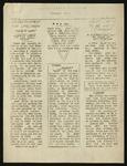 Information Bulletin, May 30, 1942