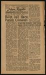 The Daily Tulean Dispatch, September 15, 1942 by Howard M. Imazeki