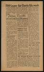 The Daily Tulean Dispatch, September 16, 1942 by Howard M. Imazeki