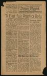 The Daily Tulean Dispatch, September 17, 1942 by Howard M. Imazeki