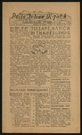 The Daily Tulean Dispatch, November 25, 1942