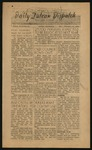 The Daily Tulean Dispatch, November 27, 1942