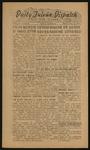 The Daily Tulean Dispatch, December 4, 1942 by Howard M. Imazeki