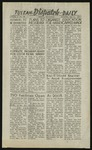 """The Daily Tulean Dispatch, May 22, 1943 by [Tsuyoshi """"Tootie""""] [Nakamura]"""