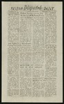 """The Daily Tulean Dispatch, May 26, 1943 by [Tsuyoshi """"Tootie""""] [Nakamura]"""