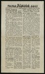 The Daily Tulean Dispatch, August 21, 1943 by unknown