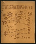 """The Daily Tulean Dispatch: Magazine Section, December 1942 by George """"Jobo"""" J. Nakamura"""