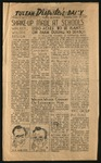 The Daily Tulean Dispatch, March 25, 1943 [Incomplete] by unknown