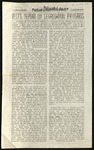 The Daily Tulean Dispatch, August, 1943 Supplement by unknown
