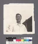 One man #31 by Richard Shizuo Yoshikawa