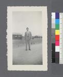 One man #7 [suit & tie] by Richard Shizuo Yoshikawa
