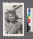 One woman #13 by Richard Shizuo Yoshikawa