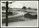 Stockton Assembly Center/San Joaquin County Fairgrounds by Richard Shizuo Yoshikawa